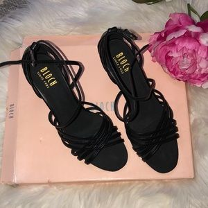 Bloch Yvette Ball Room Shoes